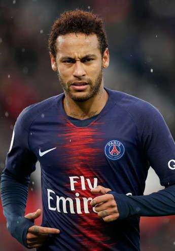 Neymar aparición en 'La casa de papel'