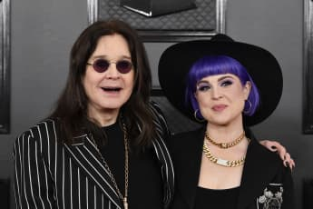 """Ozzy Osbourne Says Not Being Able To Hug Daughter Kelly After Visit """"Breaks My Heart"""""""