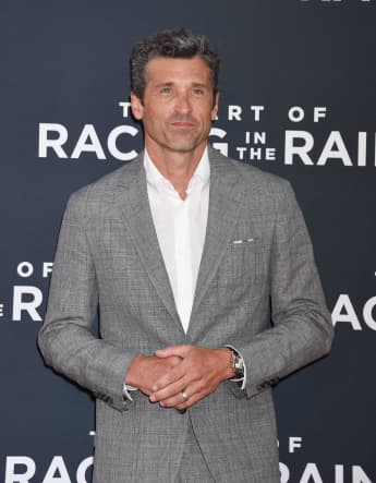 Patrick Dempsey is an actor, producer and racecar driver.