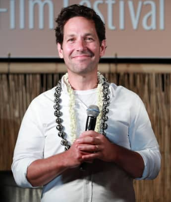 Paul Rudd Maui Film Festival 2019
