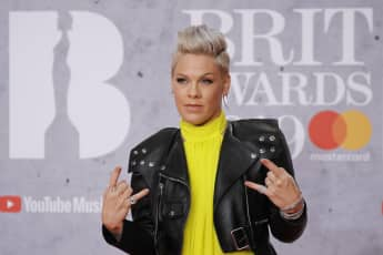 Pink Announces Release Of New Amazon Prime Concert Documentary