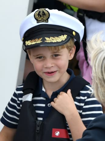 Prince George Will Mark An Important Milestone This Summer!