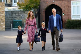 Prince William & Duchess Kate Go On Summer Holiday With Kids