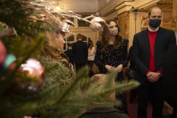 Prince William and Kate Middleton's Adorable Surprise Christmas Video - Watch Here!