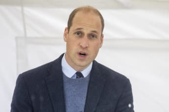 Prince William Responds To Controversial Princess Diana Interview Investigation