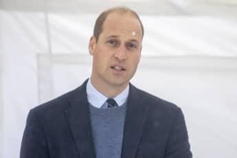 "Prince William reveals what keeps him ""awake at night"""