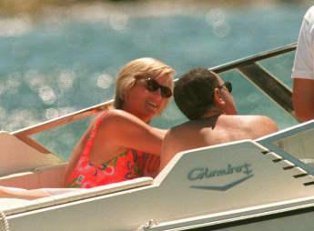 Princess Diana's Romances After Charles