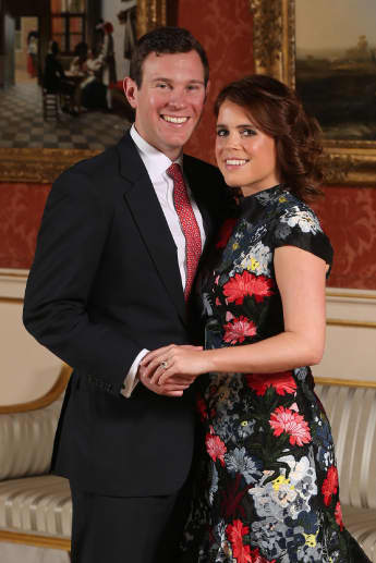 """Princess Eugenie And Jack Brooksbank """"Honoured"""" To Have Koalas Named After Them"""