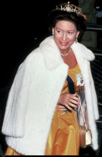 Princess Margaret in 1990.