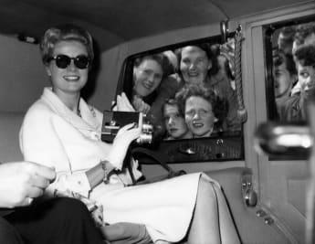 Princess of Monaco's Son Condemns Joke About Grace Kelly's Death