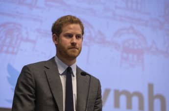 "Prince Harry Helps Launch ""Critical"" Mental Health Service In Australia"