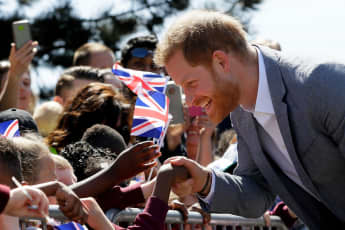 """Prince Harry Says Today's World Is """"Pretty Depressing"""" For Children The Me You Can't See new interview Oprah A Path Forward 2021 royal family news"""