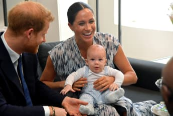 Prince Harry, Duchess Meghan, Archie