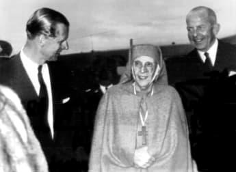 Prince Philip's Mother Princess Alice Of Battenberg