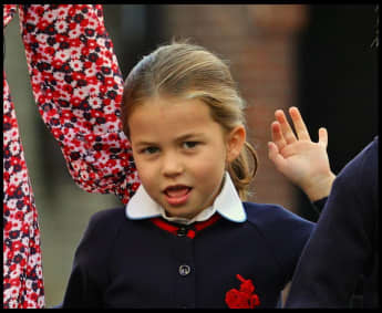Princess Charlotte School School Day