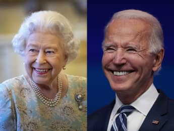 Queen Elizabeth II Congratulated Joe Biden
