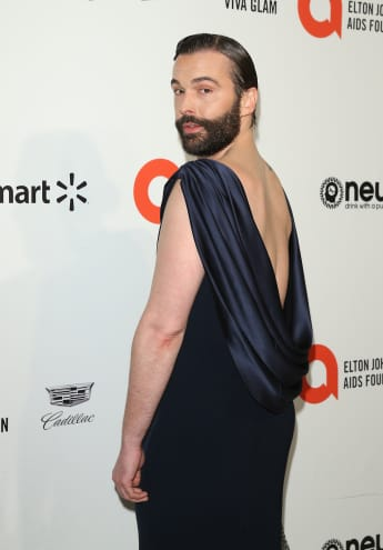 "'Queer Eye's' Jonathan Van Ness Slams J.K. Rowling: ""Trans Women Are Women"""