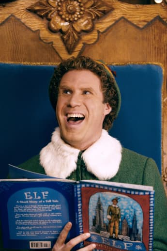 """Here are 5 reasons why we LOVE """"Buddy the Elf""""!"""