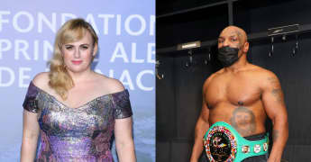 Rebel Wilson and Mike Tyson Celebrate Losing 160 Pounds In Total Together