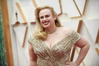 """Rebel Wilson Reached Her """"Year of Health"""" Goal Weight!"""