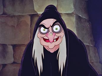 Queen Grimhilde or Evil Queen from 'Snow White and the Seven Dwarfs'