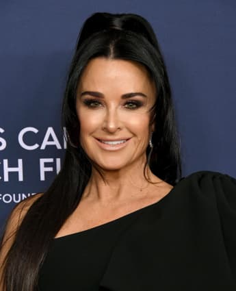 "'RHOBH': Kyle Richards Admits Garcelle Beauvais Paid Donation After Publicly Accusing Her of ""Never"" Paying"