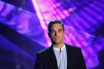 Robbie Williams en 2009