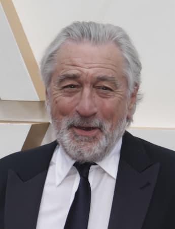"Robert De Niro Refers To Trump As A ""Crazy Relative"" When Opening Up About Raising Biracial Kids"
