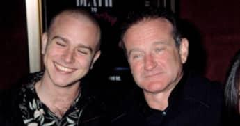 Robin William's Son Zak's Addiction Battle Mirrored His Dads