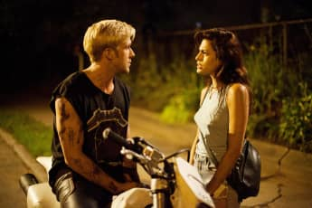 Ryan Gosling and Eva Mendes in 'The Place Beyond The Pines'.