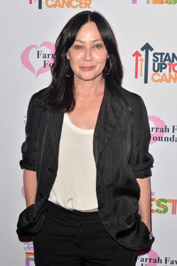 Shannen Doherty Talks Fighting Breast Cancer And Living Life