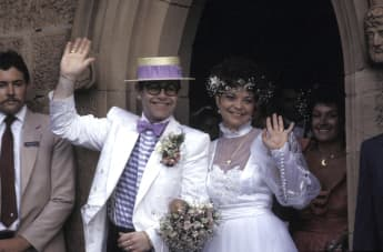 Sir Elton John's Ex-Wife Suing For £3 Million In Damages, Elton Fires Back