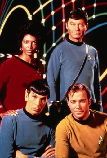 "The ""Star Trek"" Cast 1960's"