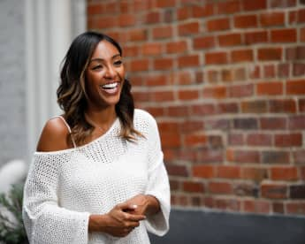 Tayshia Adams Says She Almost Spoiled 'The Bachelorette'