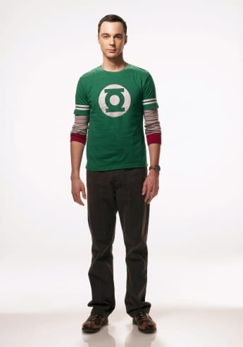 "'The Big Bang Theory' ""Sheldon"""