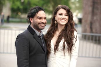 'The Big Bang Theory's' Johnny Galecki and Baby Momma Alaina Meyer Broke Up