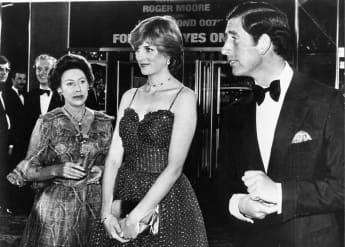 'The Crown': Helena Bonham Carter Chose How Princess Margaret Reacts To Princess Diana's Marriage