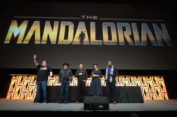 Elenco de 'The Mandalorian'