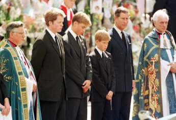 This Is Where Lady Diana Is Buried