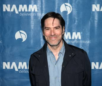 Thomas Gibson de 'Criminal Minds'