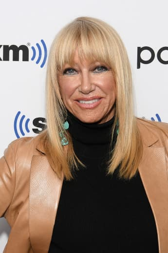 "'Three's Company' Star Suzanne Somers ""On The Mend"" After Neck Surgery From Falling Down Stairs"