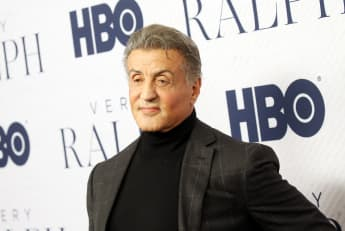 Through The Years With Sylvester Stallone