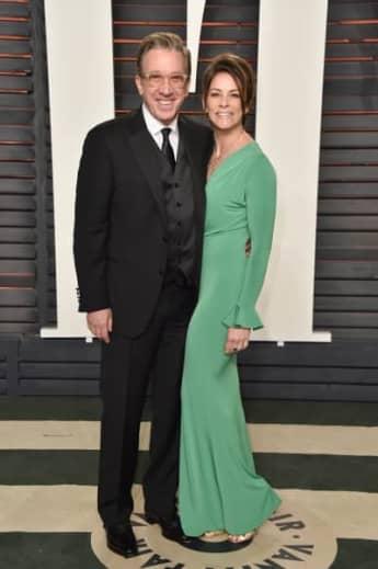 Tim Allen y Jane Hajduk