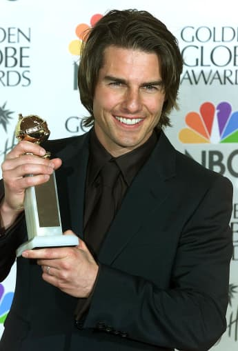 Tom Cruise Returns His 3 Golden Globes As Protest