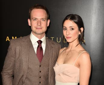 Troian Bellisario And Patrick J. Adams Welcome Second Child!