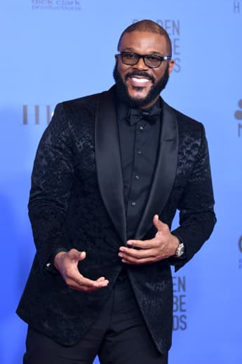 Tyler Perry: 'The Haves and the Have Nots' Creator