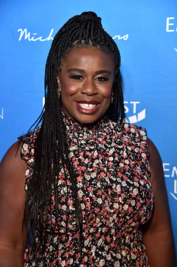 Uzo Aduba Shares Why She Honoured Breonna Taylor During The Emmys