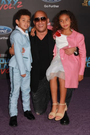 Vin Diesel's Son Vincent Starring In 'Fast & Furious 9'!