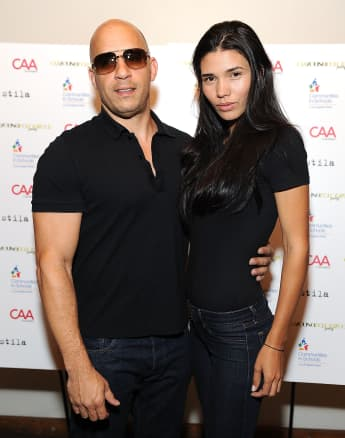 Vin Diesel y Paloma Jiménez