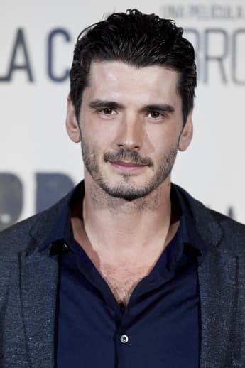 Yon González en el estreno de 'Sordo' en 2019